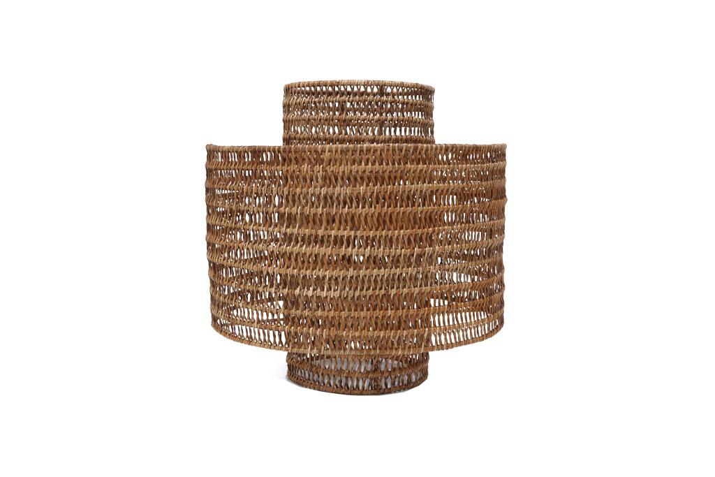 Φωτιστικό Οροφής Carlton L brown (50x50x50) 0460032